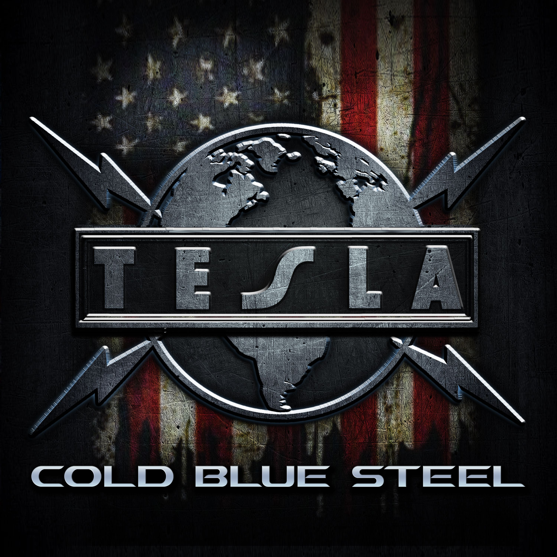 Tesla - Cold Blue Steel