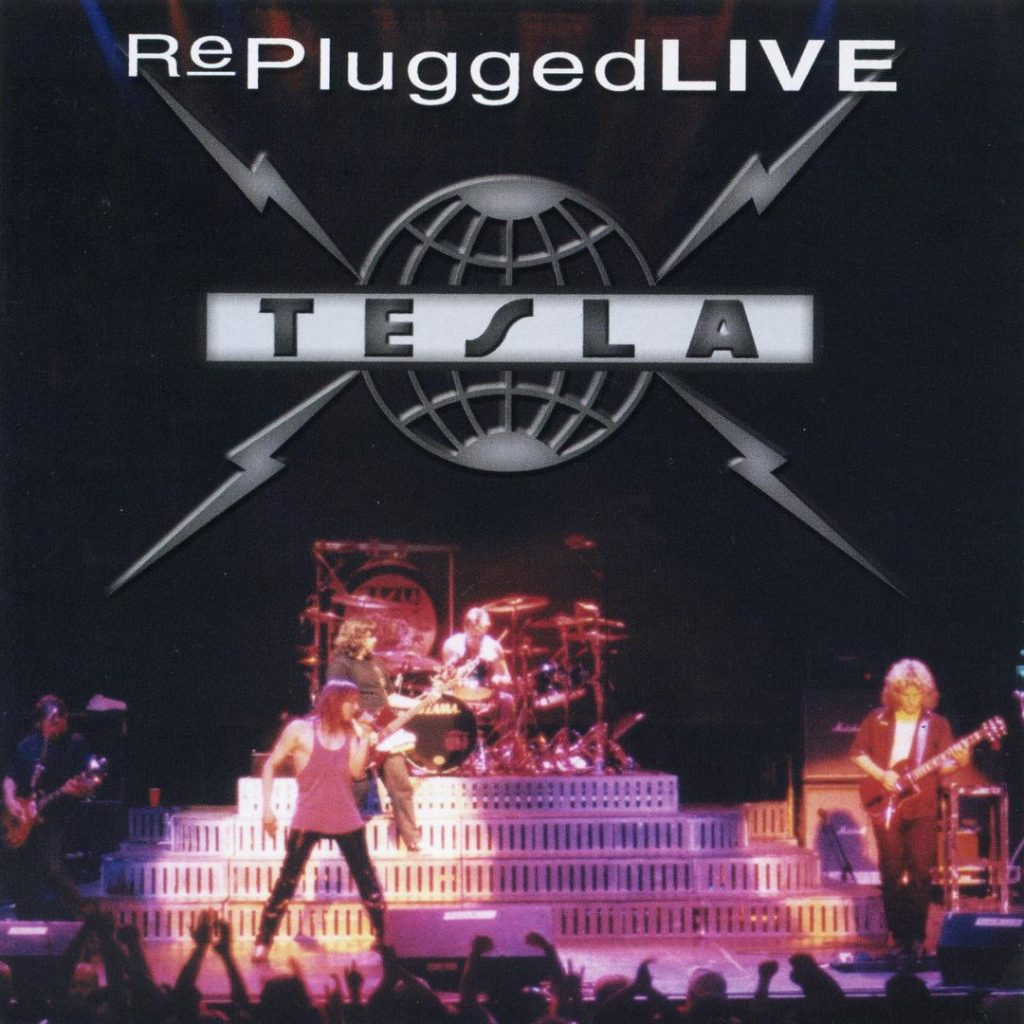 Tesla Band-Replugged Live