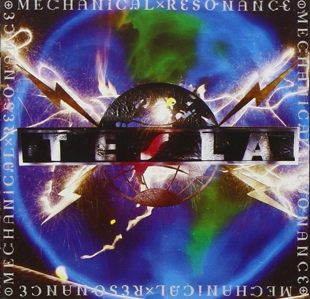 Tesla Band-Mechanical Resonance
