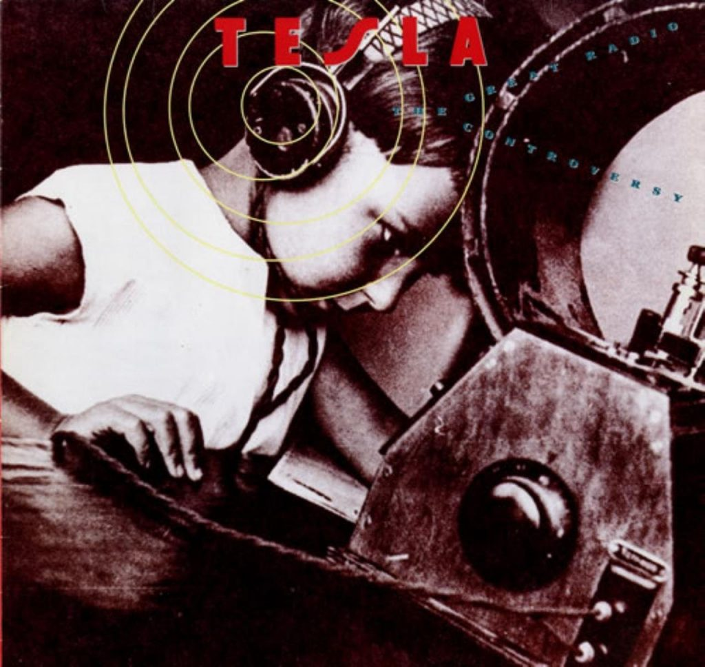 Tesla Band-The Great Radio Controversy